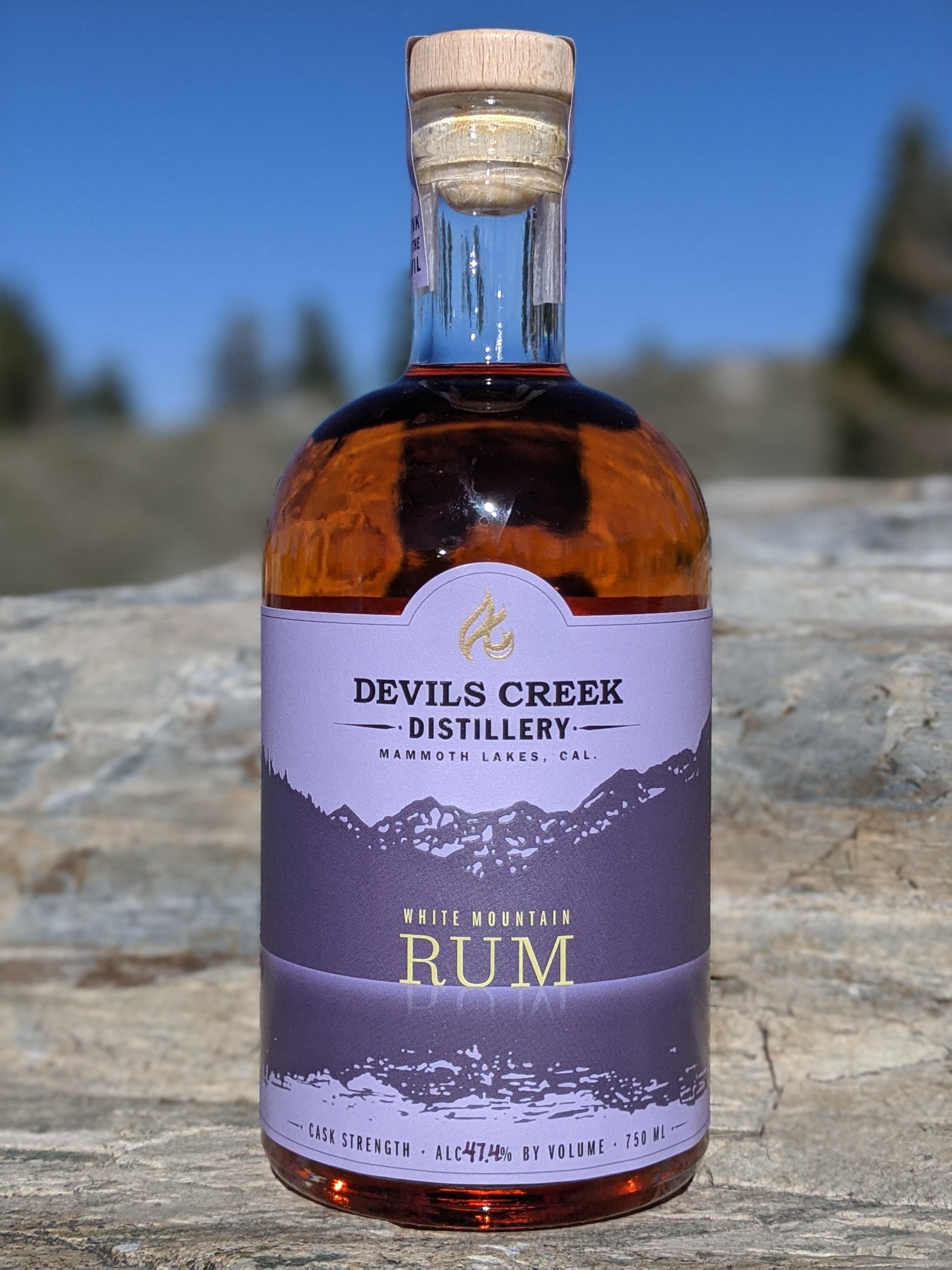 White Mountain Rum