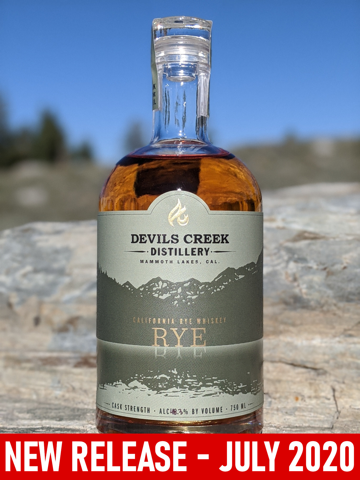 California Rye Whiskey
